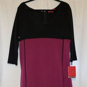 *NWT* Narciso Rodriguez Mulberry Sheath Dress
